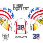 Mask Contest Winner